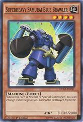 Superheavy Samurai Blue Brawler - DUEA-EN011 - Common - 1st Edition