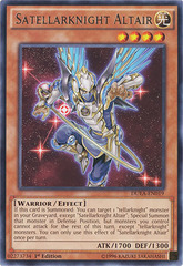 Satellarknight Altair - DUEA-EN019 - Rare - 1st Edition