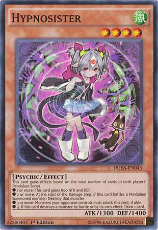 Hypnosister En043 Super Yu Rare Edition Gi Oh Duea 1st SpGUzMVq