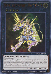 Stellarknight Delteros - DUEA-EN053 - Ultimate Rare - 1st Edition