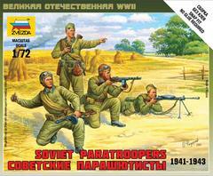 Soviet Paratroopers 1941-1943