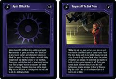 Agents Of Black Sun/Vengeance Of The Dark Prince - Premium