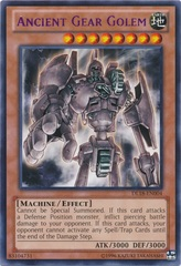 Ancient Gear Golem - Purple - DL18-EN004 - Rare - Unlimited Edition