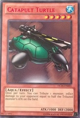 Catapult Turtle - Red - DL18-EN001 - Rare - Unlimited Edition