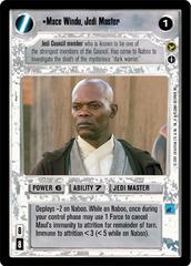 Mace Windu, Jedi Master (alt.)