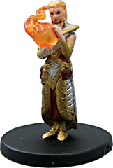 Sun Elf Female Wizard