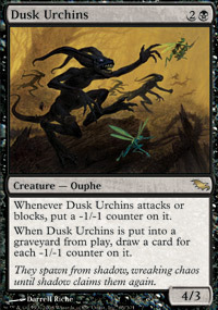 Dusk Urchins