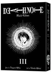 Death Note Black Ed Tp Vol 03 (Of 6) (Feb111194) (C: 1-0-0)