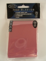 Max Protection Alpha Pink Large Sleeves