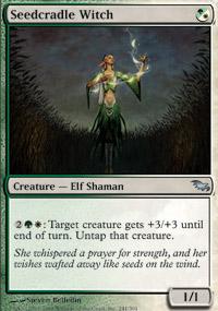 Seedcradle Witch