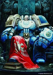GW Art Sleeves Lord of Ultramar