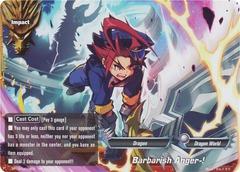 Barbarish Anger-! - BT03/0012EN - RR