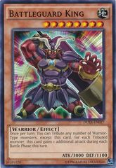 Battleguard King - DUEA-EN017 - Common - Unlimited Edition