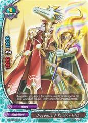 Dragowizard, Rainbow Horn - BT03/0090EN - C