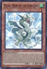 Pulao, Wind of the Yang Zing - DUEA-EN031 - Super Rare - Unlimited Edition