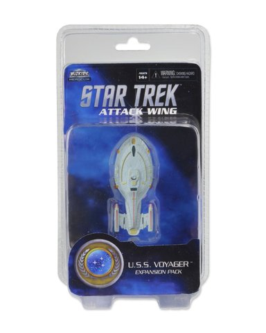 Star Trek Attack Wing: Federation USS Voyager