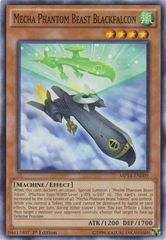 Mecha Phantom Beast Blackfalcon - MP14-EN009 - Common - 1st Edition