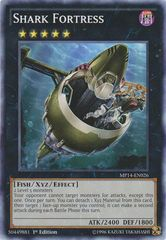 Shark Fortress - MP14-EN026 - Common - 1st Edition
