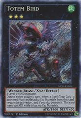 Totem Bird - MP14-EN056 - Secret Rare - 1st Edition
