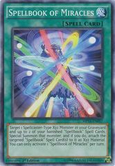 Spellbook of Miracles - MP14-EN057 - Common - 1st Edition