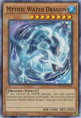 Mythic Water Dragon - MP14-EN135 - Common - 1st Edition