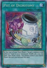 Pot of Dichotomy - MP14-EN172 - Secret Rare - 1st Edition