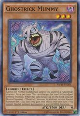 Ghostrick Mummy - MP14-EN206 - Common - 1st Edition