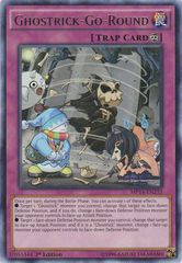 Ghostrick-Go-Round - MP14-EN233 - Rare - 1st Edition on Channel Fireball