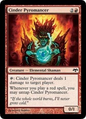 Cinder Pyromancer on Channel Fireball