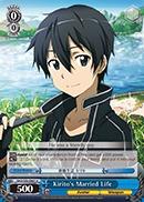 Kirito's Married Life - SAO/S26-067 - U