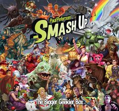 Smash Up Expansion: Big Geeky Box