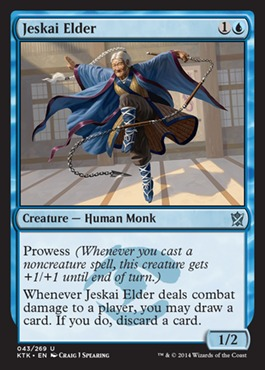 Jeskai Elder - Foil