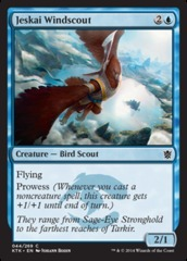 Jeskai Windscout - Foil