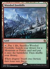 Wooded Foothills - Foil
