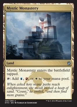 Mystic Monastery - Foil