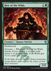 Heir of the Wilds - Foil