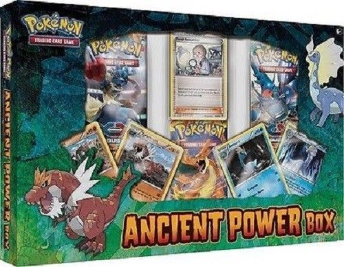 Ancient Power Box