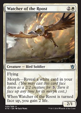 Watcher of the Roost - Foil