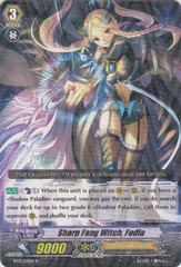 Sharp Fang Witch, Fodla - BT15/021EN - R