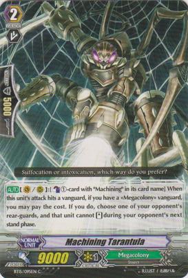 Machining Tarantula - BT15/095EN - C
