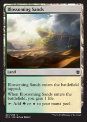 Blossoming Sands on Channel Fireball
