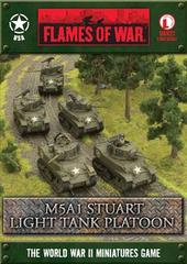M5A1 Stuart Platoon