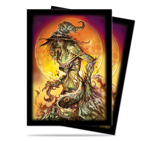 84369 - Ultra PRO Darkside of Oz Wicked Witch Sleeves (50 ct.)