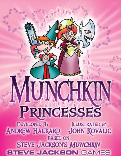 Munchkin Princesses Booster Pack