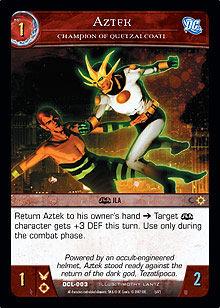 Aztek, Champion of Quetzalcoatl - Foil