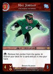 Hal Jordan, Founding Member - Foil