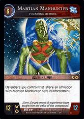 Martian Manhunter, Founding Member - Foil
