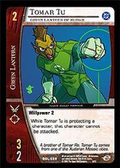 Tomar Tu, Green Lantern of Xudar - Foil