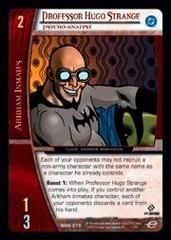 Professor Hugo Strange, Psycho-Analyst - Foil