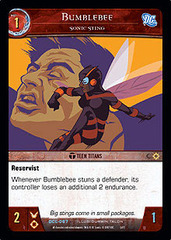 Bumblebee, Sonic Sting - Foil